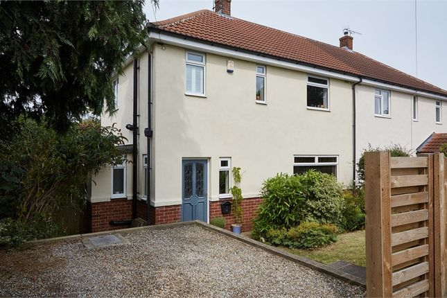 Thumbnail Semi-detached house for sale in 29 Valley Drive, Ilkley, West Yorkshire