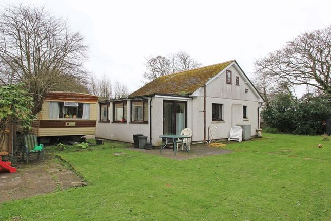 Thumbnail Detached bungalow for sale in Goonhavern, Truro