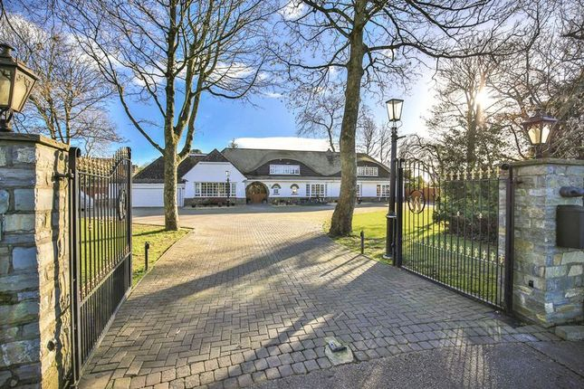 Thumbnail Detached house for sale in Rookery Wood, Sully, Penarth