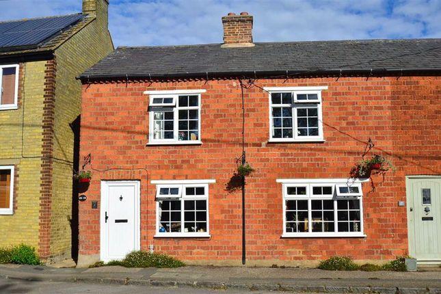 Thumbnail End terrace house for sale in High Street, Gravenhurst, Bedford