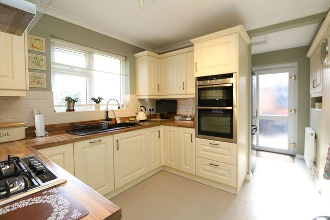 Thumbnail Detached bungalow for sale in Maes Cybi, Pensarn, Abergele, Conwy
