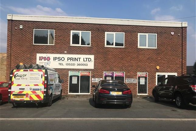 Thumbnail Commercial property for sale in Printing Company LS28, Low Town, West Yorkshire