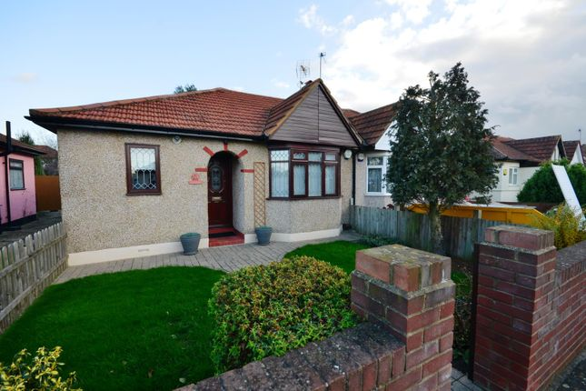 Thumbnail Semi-detached bungalow to rent in Wingfield Way, South Ruislip