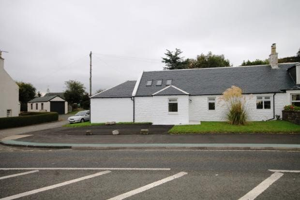 2 bed semi-detached house to rent in Old Toll, Ayr