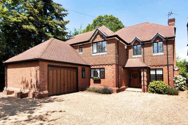 Thumbnail Detached house for sale in Park Road, Woking