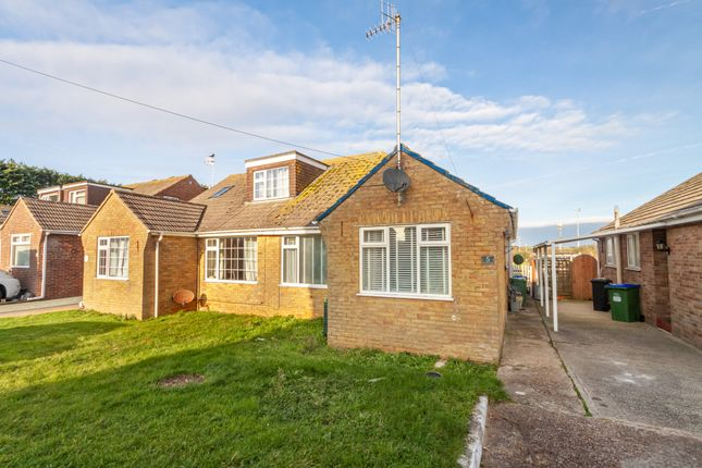 Thumbnail Bungalow for sale in Piddinghoe Close, Peacehaven