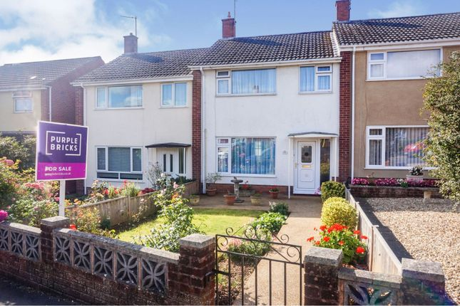 3 bed terraced house for sale in Bowhay Lane, Exeter EX4