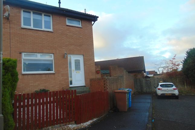 Thumbnail Maisonette to rent in Carron View, Maddiston, Falkirk