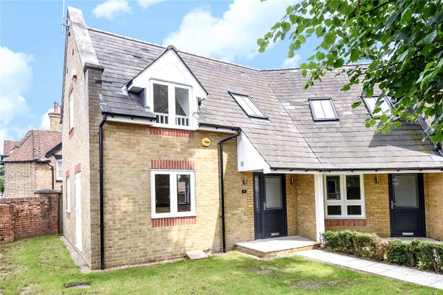 Thumbnail Semi-detached house for sale in High Street, Harefield, Uxbridge, Middlesex