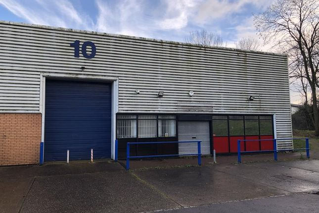 Thumbnail Warehouse to let in 10 Peverel Drive, Granby Trade Park, Milton Keynes