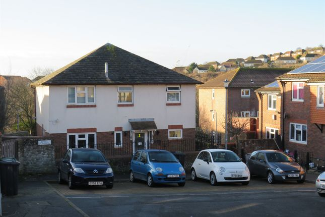 Thumbnail Detached house for sale in Crossbush Road, Brighton