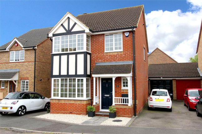 Thumbnail Detached house for sale in Royce Grove, Leavesden, Watford