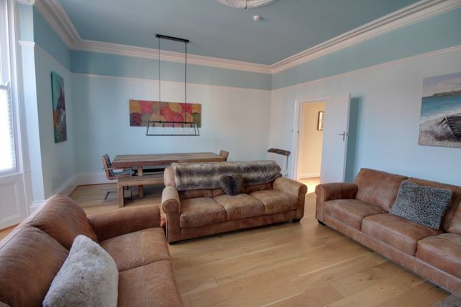 Thumbnail Maisonette for sale in Ramshill Road, Scarborough, North Yorkshire