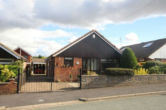Thumbnail Detached bungalow to rent in Cheshire Close, Newton-Le-Willows