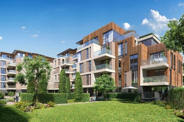 Thumbnail Flat for sale in Quebec Way, London