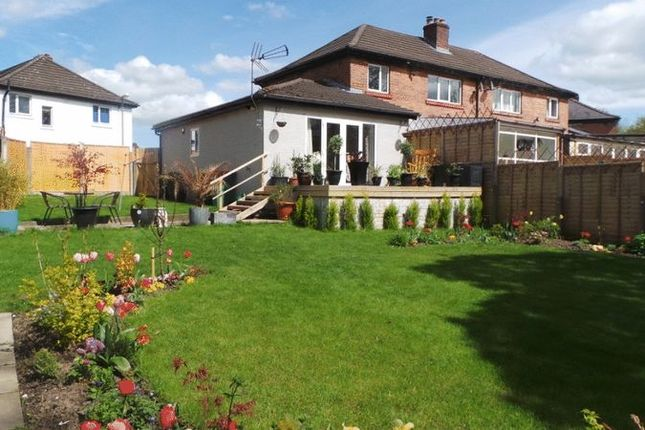 Thumbnail 1 bed semi-detached bungalow for sale in Village Drive, Ribbleton, Preston