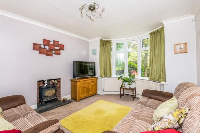 Thumbnail Detached house for sale in Old Penkridge Road, Cannock, Staffordshire, Abd
