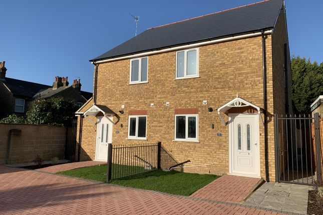 Thumbnail Semi-detached house for sale in Cromwell Road, Hayes