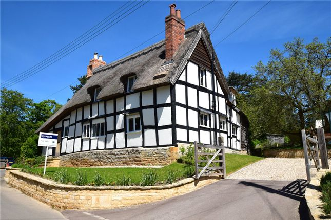 Thumbnail Detached house for sale in Kennel Bank, Cropthorne, Pershore, Worcestershire