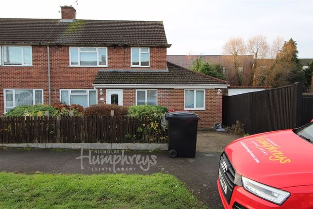 Thumbnail Property to rent in Home Farm Close, Reading