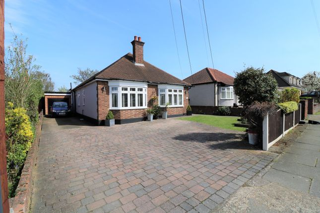 Thumbnail Bungalow for sale in Lampits Lane, Corringham, Stanford-Le-Hope
