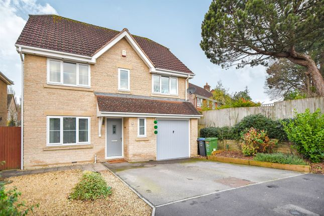 Thumbnail Detached house for sale in Meadowsweet Drive, Calne
