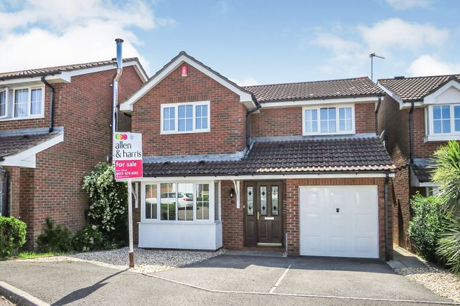 Detached house for sale in Field Farm Close, Stoke Gifford, Bristol