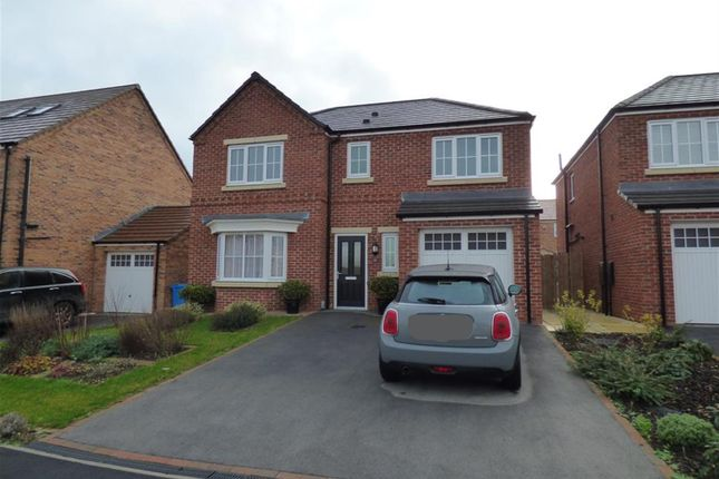 Thumbnail Detached house for sale in Mulberry Avenue, Beverley, East Yorkshire