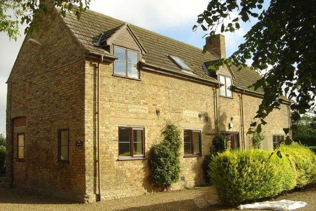 Thumbnail Property to rent in Eyebury Road, Eye, Peterborough