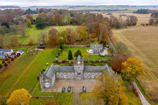 Terraced house for sale in 4 Skene House Court, Lyne Of Skene, Westhill, Aberdeenshire