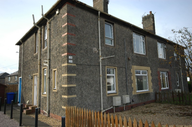Thumbnail Flat to rent in Heathfield Road, Ayr, South Ayrshire, 9Eb