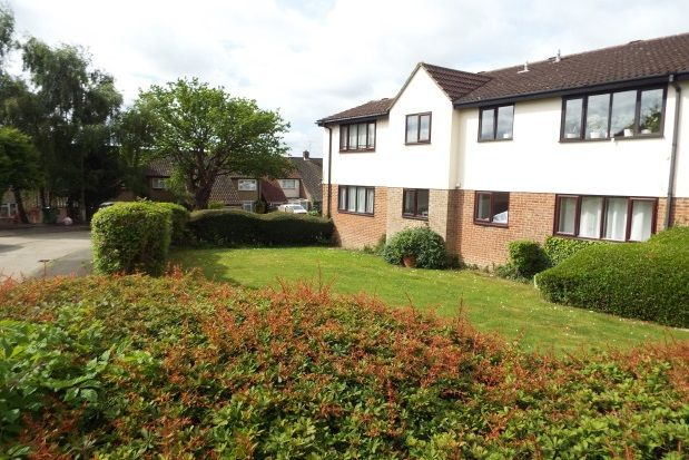 Thumbnail Flat to rent in Salesbury Drive, Billericay