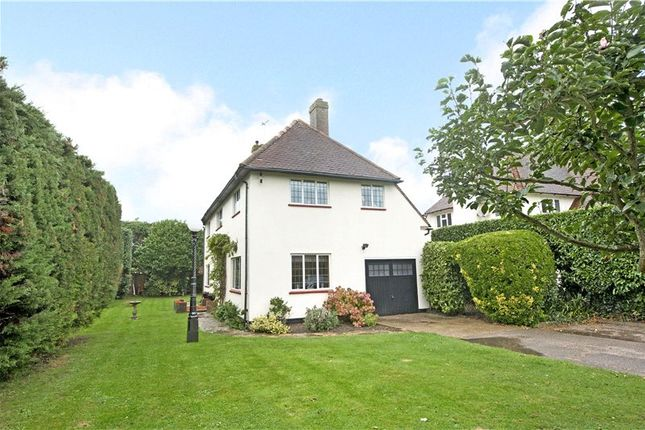 Thumbnail Detached house for sale in East Close, Middleton On Sea, West Sussex