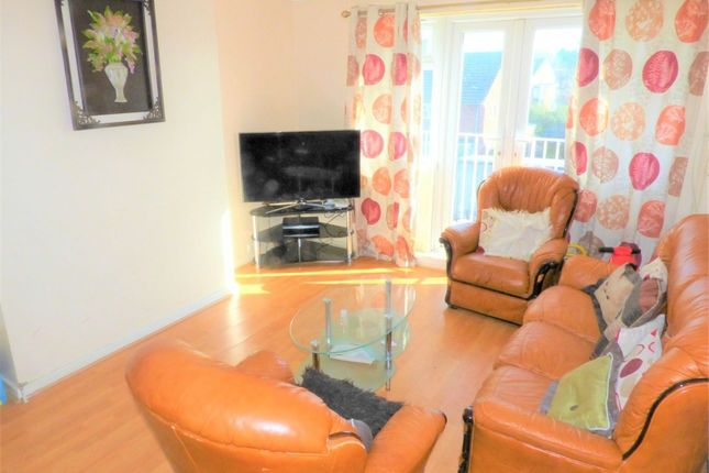 Thumbnail Flat to rent in Mimosa House, Larch Crescent, Hayes, Middlesex, United Kingdom