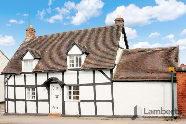 Thumbnail Detached house for sale in Alcester Road, Studley