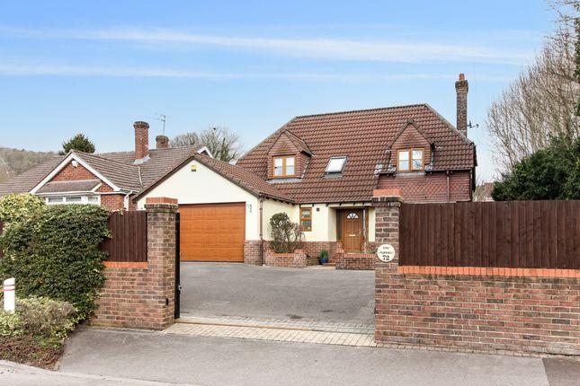 Thumbnail Detached house for sale in Copheap Lane, Warminster