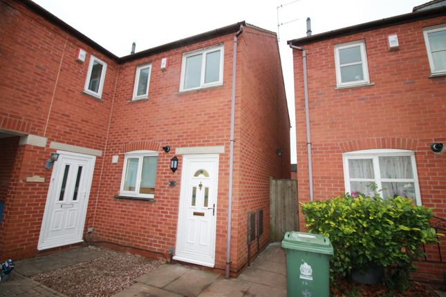 2 bed end terrace house to rent in Overbury Road, Tredworth, Gloucester GL1