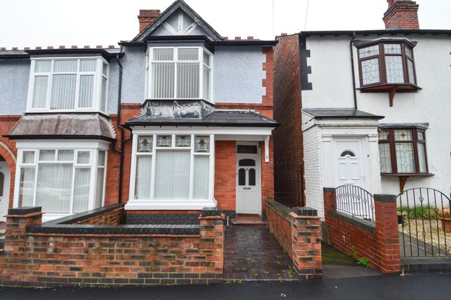 Thumbnail Terraced house to rent in Galton Road, Smethwick