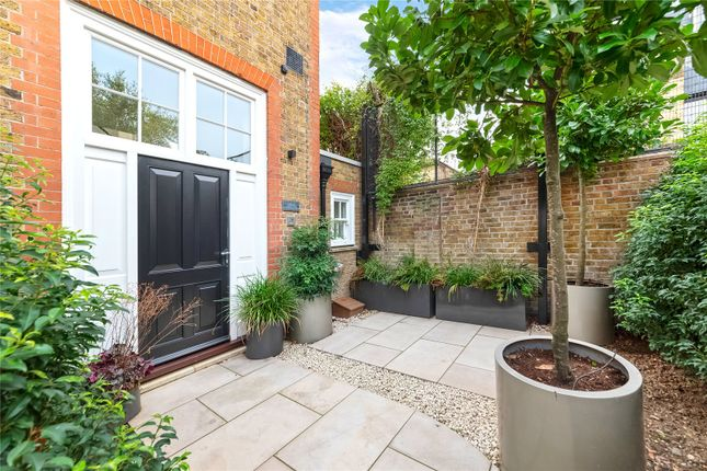 Thumbnail End terrace house to rent in Old Garden House, The Lanterns, Bridge Lane, Battersea, London