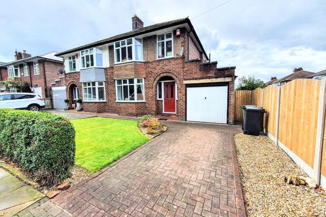 Thumbnail Semi-detached house for sale in Beech Grove, Stanwix, Carlisle