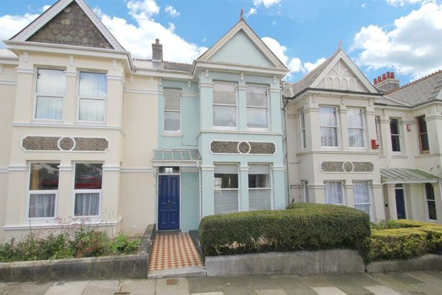 Thumbnail Property to rent in Endsleigh Park Road, Plymouth