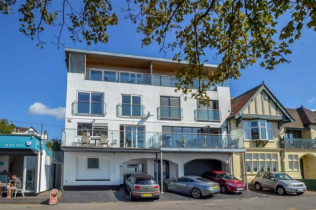 Thumbnail End terrace house for sale in Chalkwell Esplanade, Westcliff On Sea, Essex