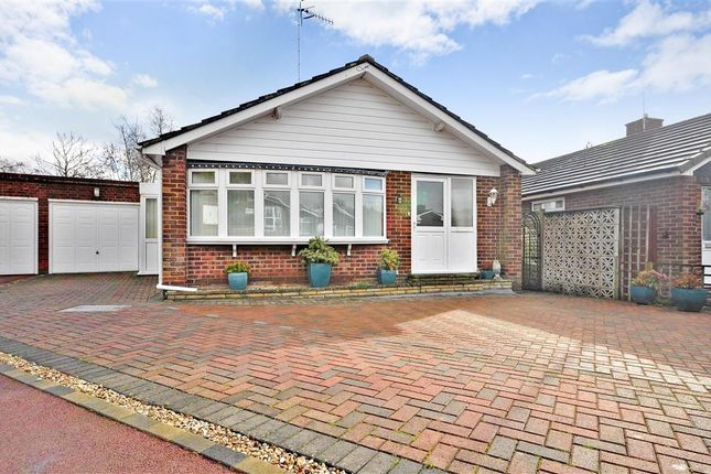 Thumbnail Bungalow for sale in Merlin Close, Tonbridge, Kent