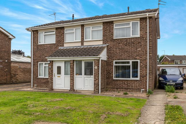 Thumbnail Semi-detached house to rent in Andrews Crescent, Peterborough