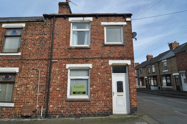 Thumbnail End terrace house to rent in Swan Street, Evenwood