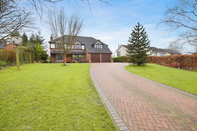 Thumbnail Detached house for sale in Ash Bank Road, Werrington, Stoke-On-Trent