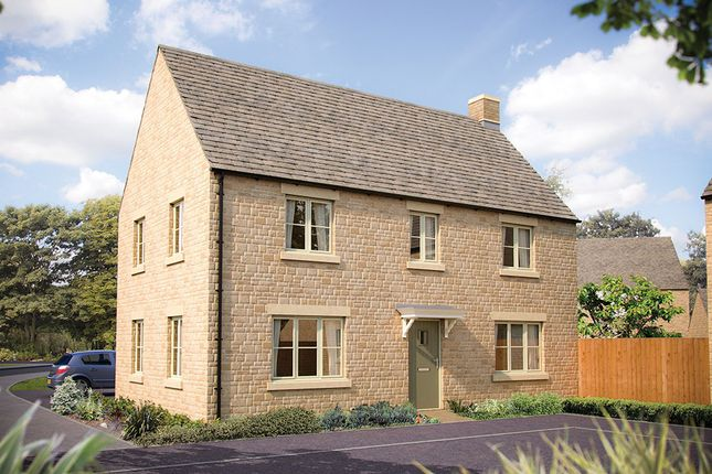 """Thumbnail Detached house for sale in """"The Montpellier"""" at Todenham Road, Moreton-In-Marsh"""
