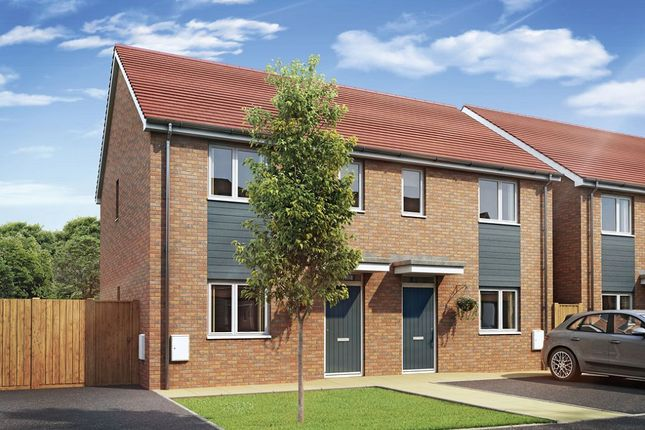 Thumbnail Town house for sale in The Lawrence, Boothen Old Road, Stoke On Trent