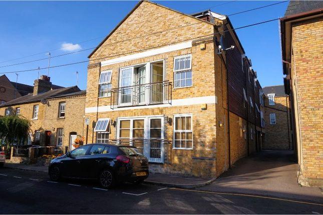 Thumbnail Flat to rent in Priory Street, Hertford