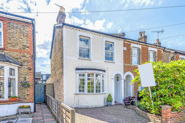 Thumbnail Semi-detached house for sale in Richmond Park Road, Kingston Upon Thames